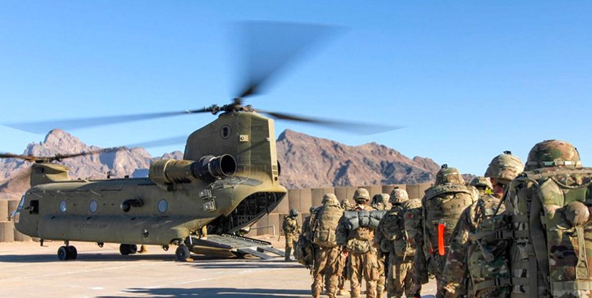 آمریکا با خروج زمانبندیشده از خاک عراق موافقت کرده است