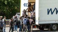 فرانسه اردوگاه پناهجویان را تعطیل میکند