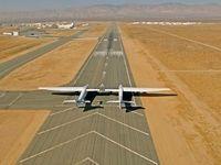 پرواز بزرگترین هواپیمای دنیا +فیلم