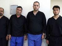 بازداشت باند کلاهبرداری به ریاست یک زن +عکس