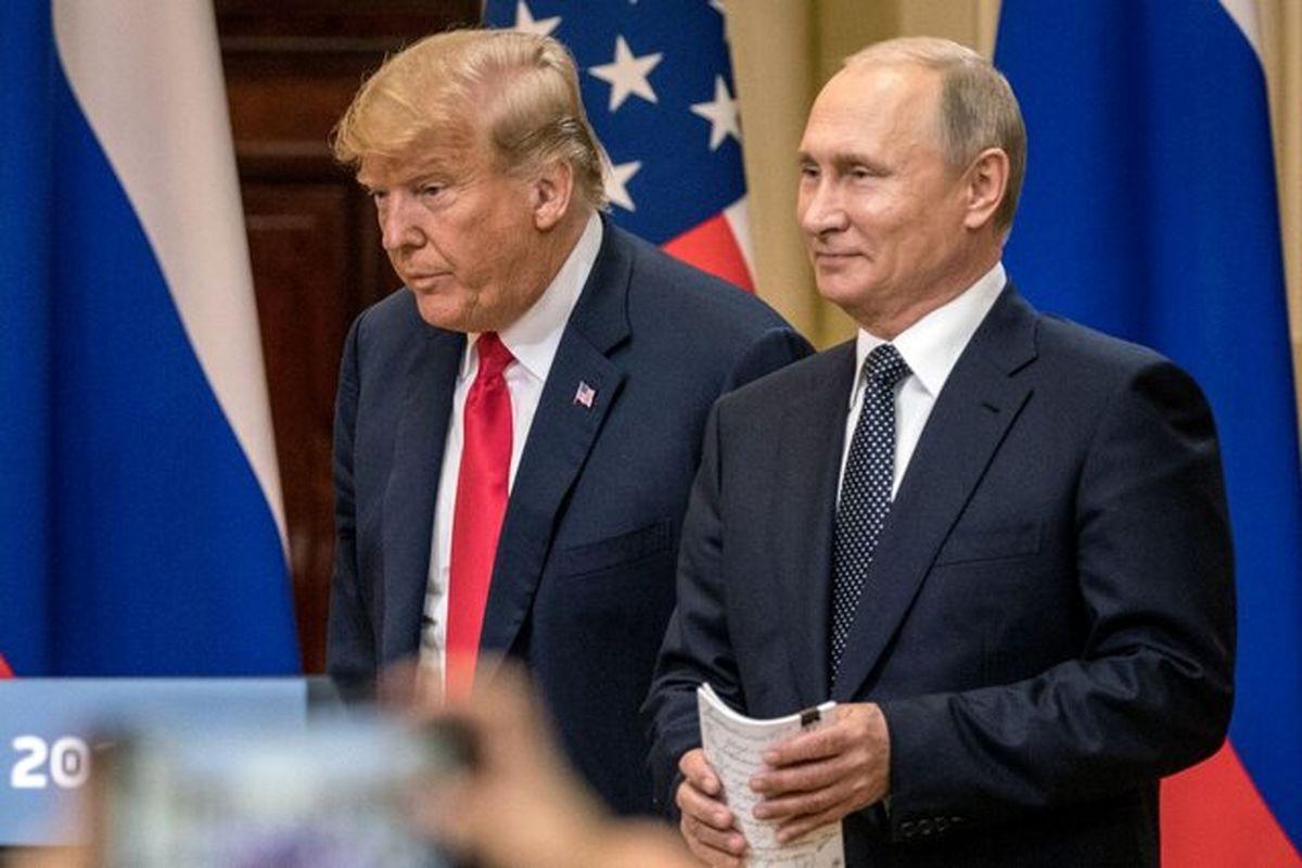 پشت پرده گفت و گوی ترامپ با پوتین