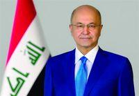واکنش برهم صالح به انتقام سخت ایران