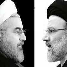 میزان آرای روحانی و رئیسی در تهران