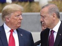 کاخ سفید: ترامپ و اردوغان درباره ایران و منطقه گفتوگو کردند