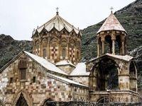 کلیسای سنگی سنتاستپانوس +عکس