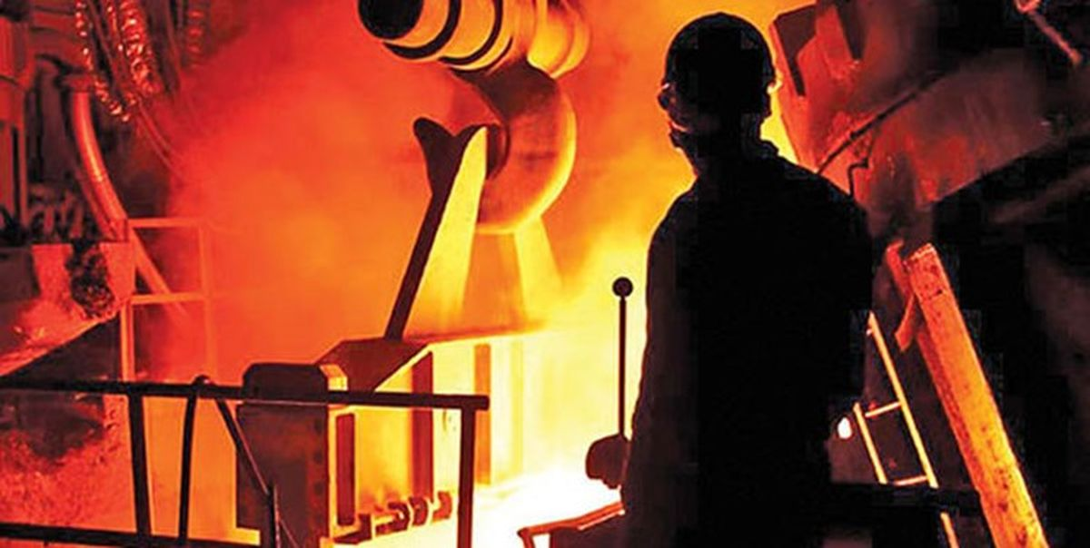 افزایش ۱۱درصدی تولید فولاد ایران در اسفند ماه
