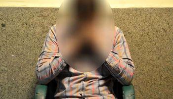 مردی که مادر زنش را کُشت، خود را تسلیم کرد