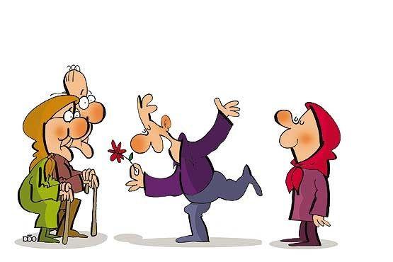 تاثیر رفتار با مادر زن در انتخاب همسر؟!