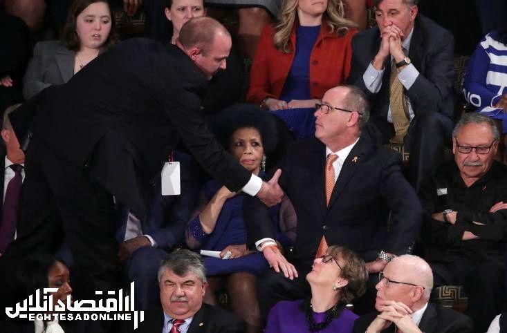 سخنرانی سالانه ترامـپ در کنـگره