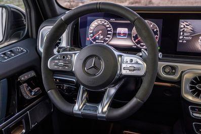 پایگاه خبری آرمان اقتصادی 2019-Mercedes-AMG-G63-43 مرسدس بنز، از جدیدترین شاسی بلند سری G رونمایی کرد +تصاویر