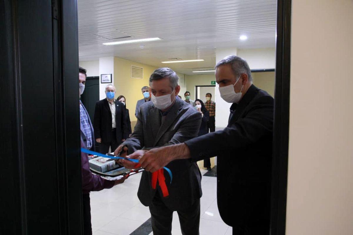 بهره برداری از دفتر  شرکت آرمان آذربایجان (زیره اکیب) در دانشگاه صنعتی سهند