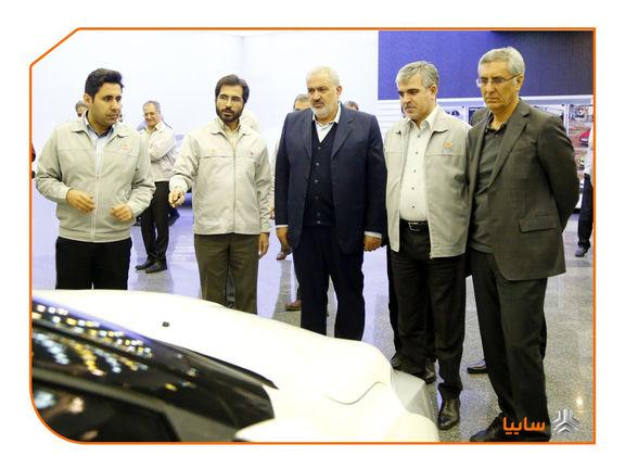 سایپا و مپنا نخستین خودرو برقی ایرانی را تولید میکنند
