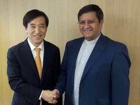 انتقاد همتی از کاهش حجم مبادلات اقتصادی/ مشکلات بانکی ایران و کره جنوبی هر چه سریعتر حل شود
