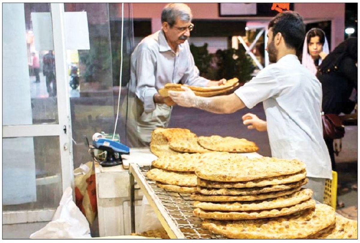 علت تاخیر در تحویل آرد به نانواییها