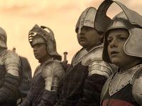 کودکی که در سینمای هالیوود پادشاه خواهد شد +عکس