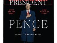 رئیسجمهور بعدی آمریکا روی جلد نشریه نیوزویک