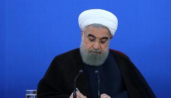 پیام تسلیت روحانی به مناسبت درگذشت پدر شهیدان سپهری
