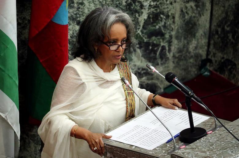 زن رهبر جهان اتیوپی