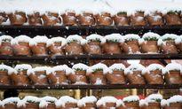 خرید نوروزی در هوای برفی اراک +تصاویر