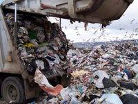 انتقال روزانه بیش از ۵۵۰۰ تن زباله به سایت دفع پسماند آرادکوه