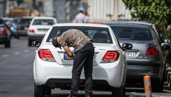 جریمه ۶۰هزار تومانی خودروهای پلاک مخدوش