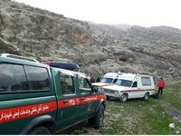 کشف یک جسد در ارتفاعات سفیدکوه خرمآباد +عکس