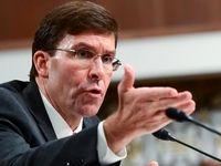مارک اسپر: حملات به نیروهایمان در منطقه را قبول نمیکنیم