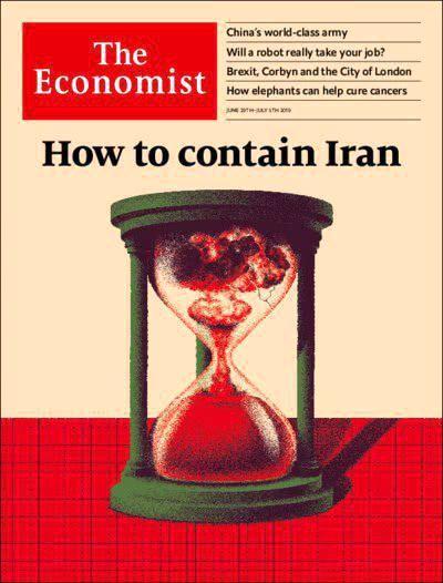 هفتهنامه اکونومیست، به مساله افزایش تنش میان ایران و آمریکا پرداخت