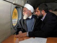 موضوع تغییر استاندار خوزستان روی میز روحانی