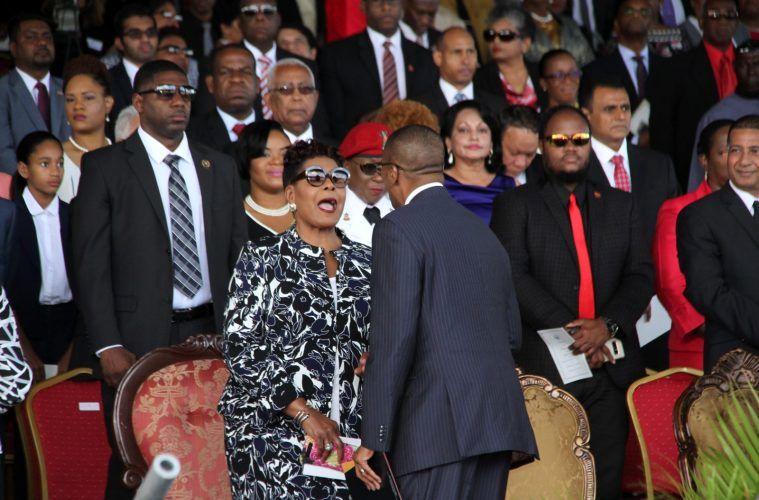 رهبران زن جهان تیرینیداد توباگو
