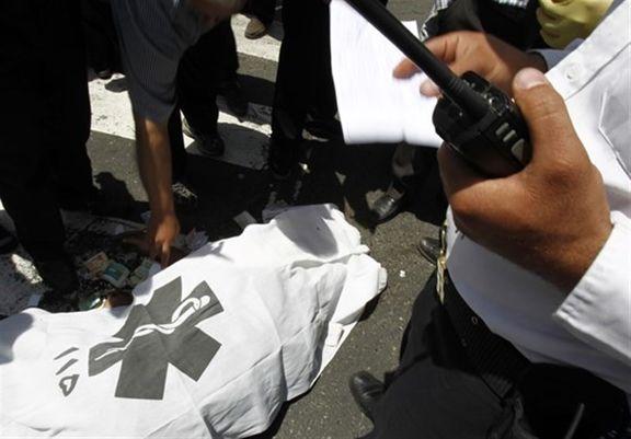 سقوط مرگبار مرد تهرانی از ترس پلیس
