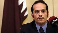 وزیر خارجه قطر فاتحه شورای همکاری خلیج فارس را خواند!