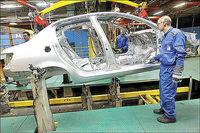 ۹۱۰ هزار و ۱۷۶ دستگاه؛ تولید خودرو در سالجاری