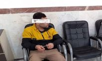 دستگیری عامل کودک آزاری در قزوین
