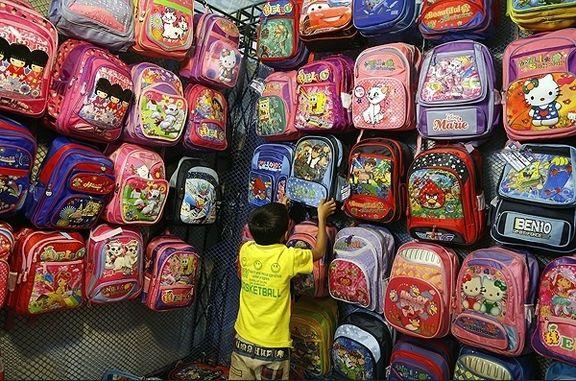 چند و چون خرید کیف و کوله مدرسه