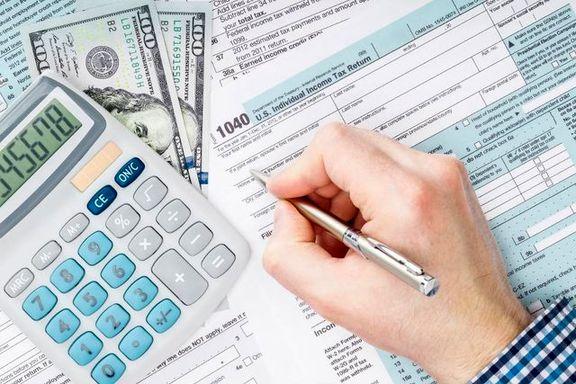 مقایسه مالیات شرکتهای دولتی و اصناف +جدول