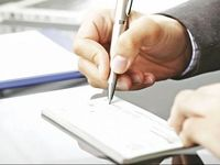 بررسی لایحه اصلاح قانون چک در معاونت حقوقی رئیس جمهور