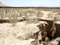 فرو نشست در دشتهای ایران