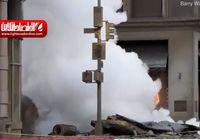 انفجار مهیب در نیویورک +فیلم