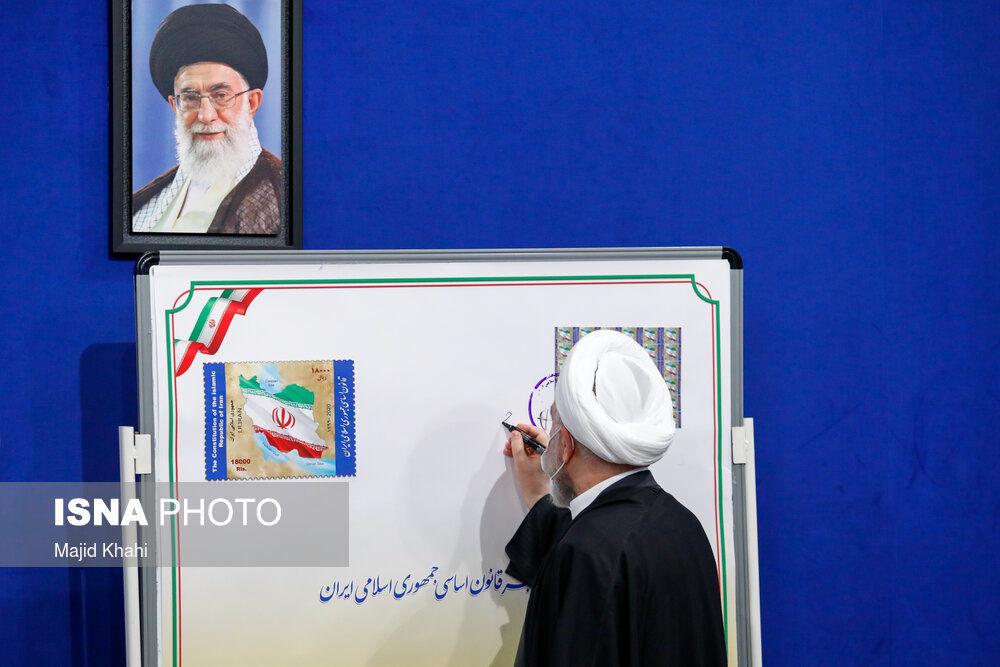 همایش حقوق اساسی و شهروندی با حضور روحانی +عکس
