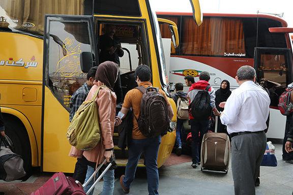 افزایش ۸درصدی مسافران ناوگان عمومی با سهمیهبندی بنزین