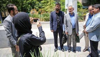 حواشی جلسه دادگاه محمدرضا خاتمی +تصاویر