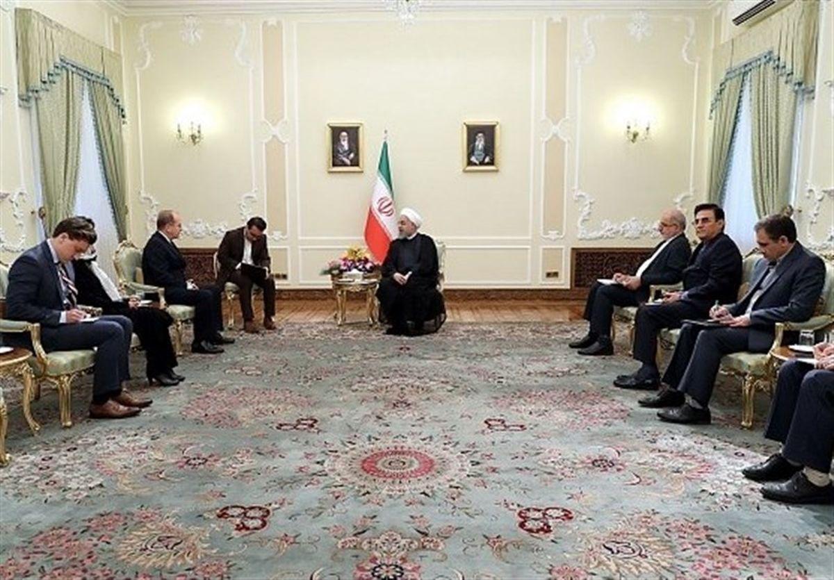 تهران از گسترش روابط دوستانه و صمیمانه با نیوزیلند استقبال میکند /خروج دولت آمریکا از برجام و انتقال سفارتخانهاش به قدس شریف دو اشتباه بزرگ واشنگتن