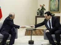 واکنش فرانسه و آمریکا به استعفای نخست وزیر لبنان