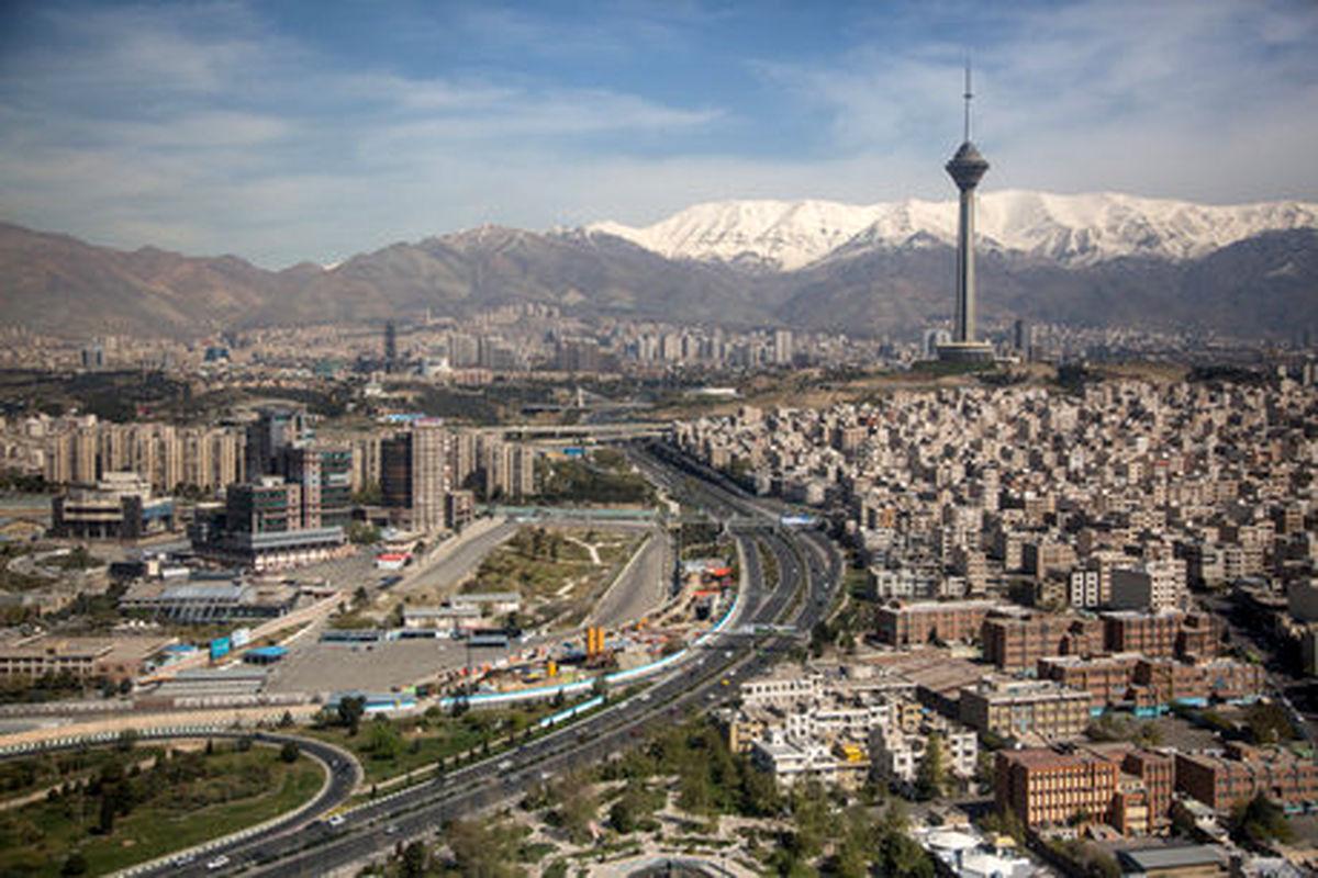 بهبود کیفیت زندگی در تهران!