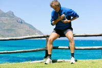 علل بروز درد در قفسه سینه هنگام ورزش کردن چیست؟