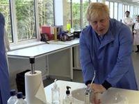 جانسون: کرونا ممکن است سیستم بهداشتی انگلیس را فروبپاشد