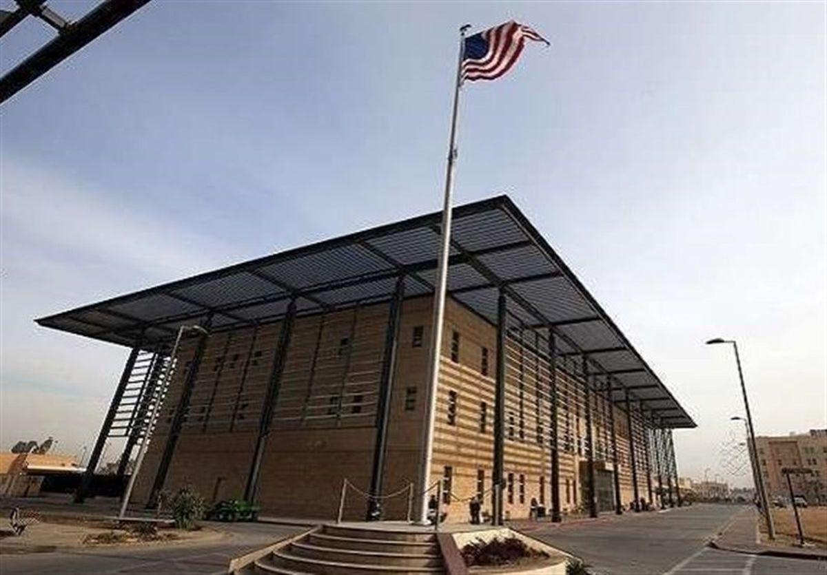 سفارت آمریکا در بغداد : ترامپ هرگز به دنبال جنگ با ایران نیست