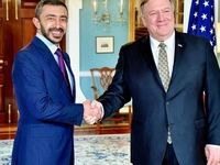گفتوگو وزرای خارجه آمریکا و امارات درباره ایران
