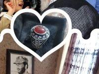ماجرای هدیه رهبری به خانواده شهید مدافع حرم +عکس